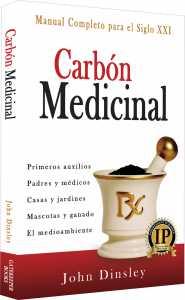 Carbón Medicinal Book