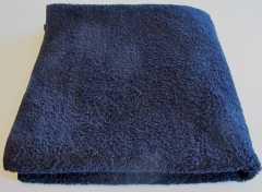 100% Cotton Black Bath Towel - Made In USA