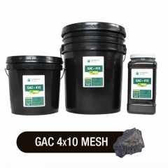 GRANULAR Activated Charcoal (Bituminous Coal) 4x10 mesh