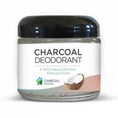 Charcoal Deodorant: 'Adsorbs' Odors Super Naturally!