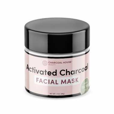 Facial Mask, Tea Tree Oil (1.7 oz)
